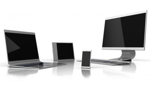 Tamaños de una computadora