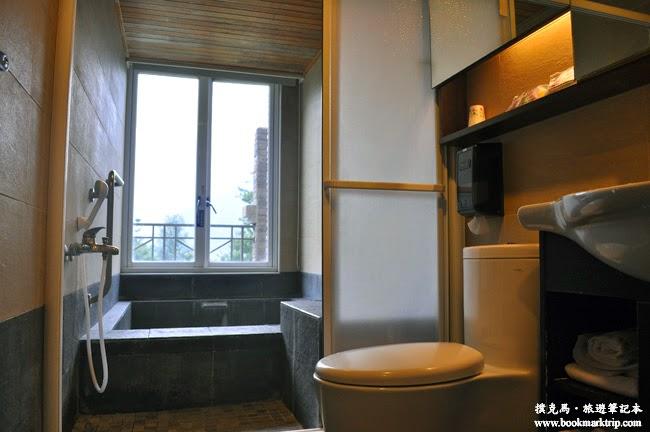 沙里仙溫泉度假村歐式城堡四人房