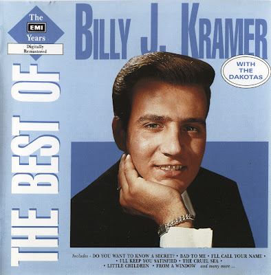 Billy J. Kramer and the Dakotas ~ 1991 ~ The Best Of The EMI Years