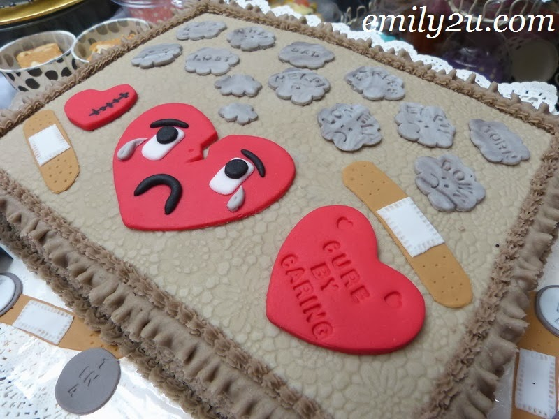 Depressed Cake Shop