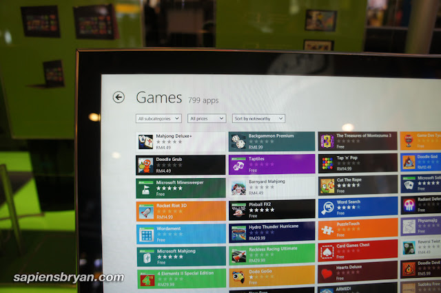 Games Apps In Malaysia Windows Store