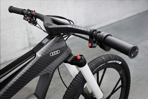 AppleGeek  Beautiful and Powerful  Audis E Bike W  rthersee