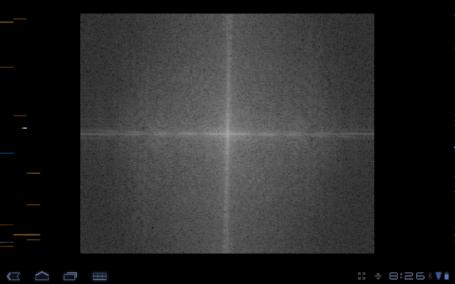 dft magnitude spectrum
