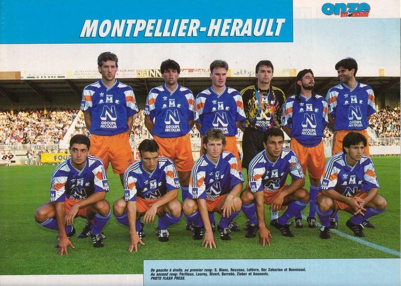 MONTPELLIER 1993/94