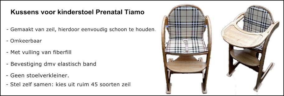 Tiamo Kinderstoel Prenatal.Kussens Voor Prenatal Tiamo Kinderstoel Made2give