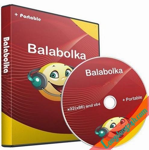 Balabolka 2.10.0.571 Portable,chuyển văn bản thành giọng nói
