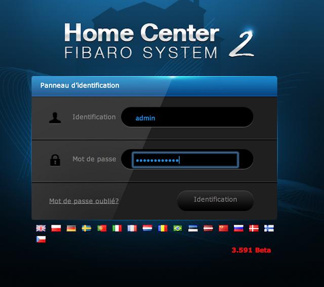Les produits WIFIPOWER possèdent maintenant leur module virtuel pour la Fibaro HC2