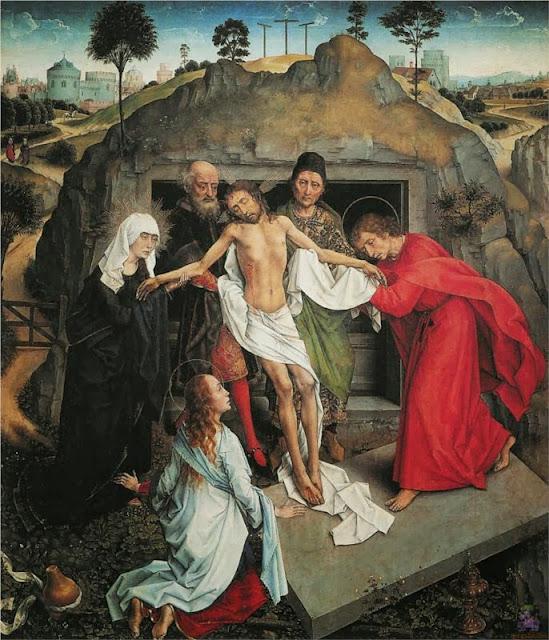 Andrea Mantegna - Lamentation Over the Dead Christ, 1450