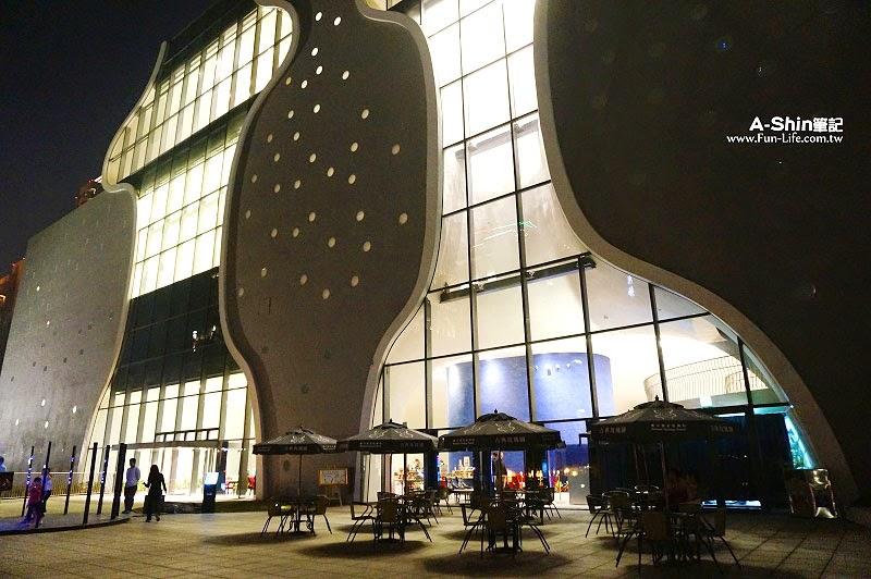 台中國家歌劇院 位置