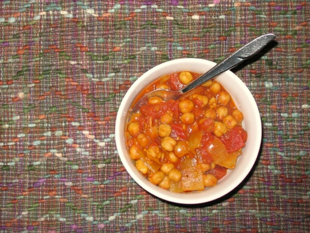 This Is My So Called Style Friday Night Dinner Chana Masala