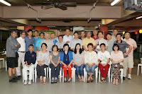 2014年9月6日,26位同學回到母校中學部飯堂舉行中秋賞月夜