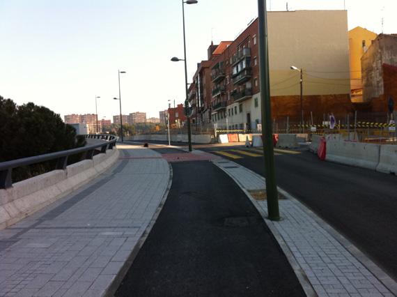 Proyecto de Urbanización del A.P.R. 06.02 'Paseo de la Dirección' - Fase 3.1