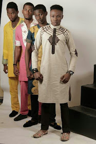 Nigerian Traditional attires, embroidery