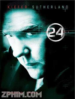 24 Giờ Chống Khủng Bố 3 - 24 Hours Season 3 (2003) Poster