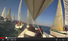 J/80 sailing video- sailboat training for speed and technique