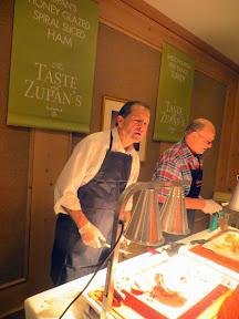 Taste of Zupan's- Honey Glazed Spiral Sliced Ham and Free Range Turkey