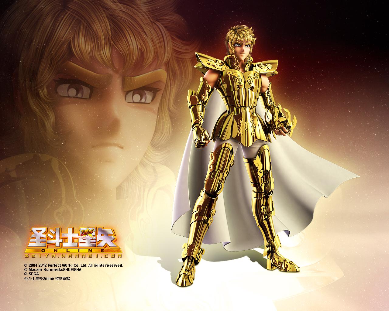 Ngắm hình nền thánh đấu sĩ Saint Seiya Online cực chất - Ảnh 7