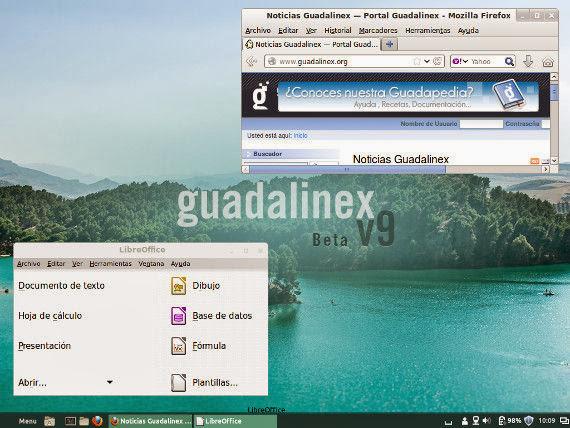 Guadalinex v9 Beta abandona Ubuntu (por el momento)