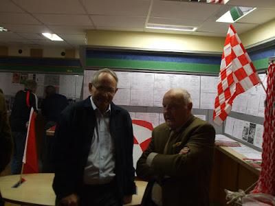 Tommy Cullen & Mick Brady