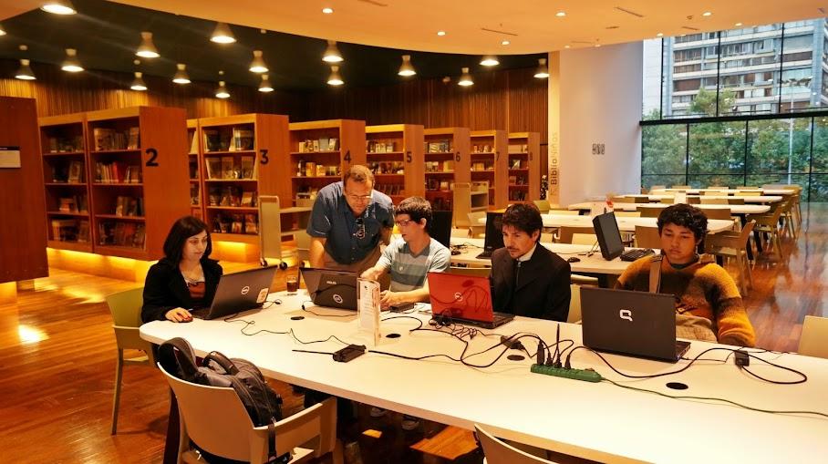 Editatón Santiago, BiblioGAM