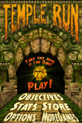 Temple Run - Android to PC
