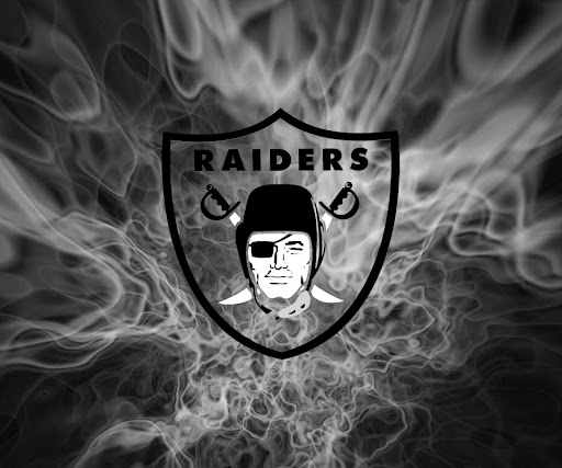 Free Oakland Raiders Wallpapers: Flames Wallpaper By Fatboy97
