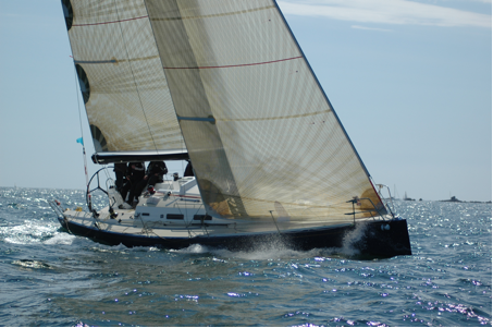 J/122 Pen Azen cruiser racer sailboat- for sale used