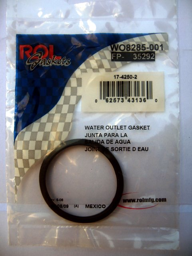 Thermostat gasket, not o-ring CTC_gasket