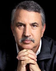 Thomas Friedman, international sage