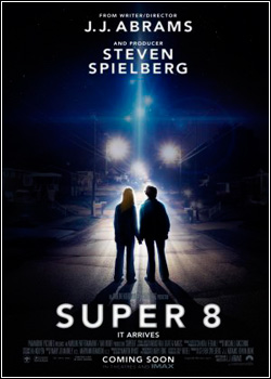 Super 8 DVDSCR AVI Dual Áudio