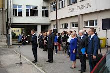 Uroczysta inauguracja roku szkolnego 2014/2015 w Zespole Szk� Budowlanych