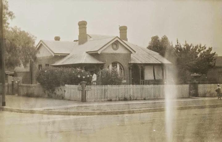 Junee Police Station, Belmore Street, Junee