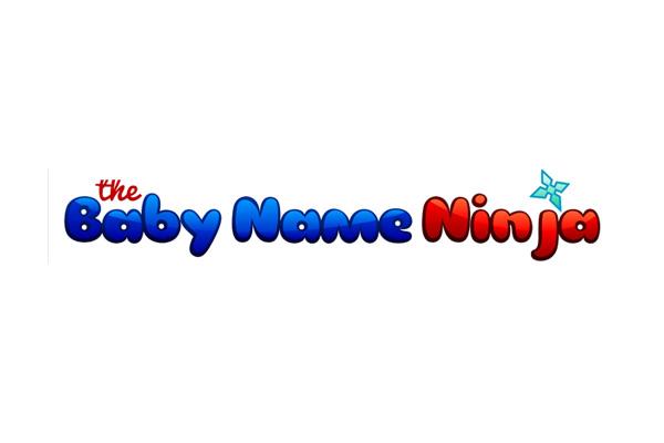 the baby name ninja logotype