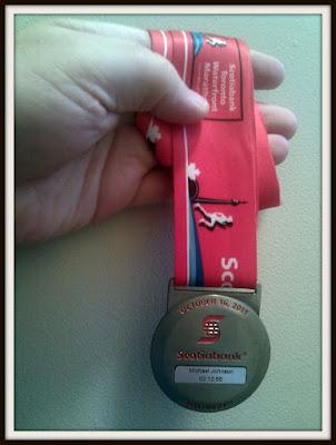 POD: Upgrading my Medal