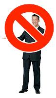 do not wear a suit