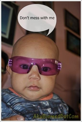 Don't mess with me - Kojak Jr aka Baby Aslah