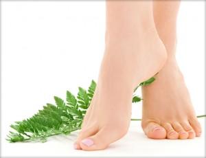 Consejos para mantener los pies hermosos naturalmente