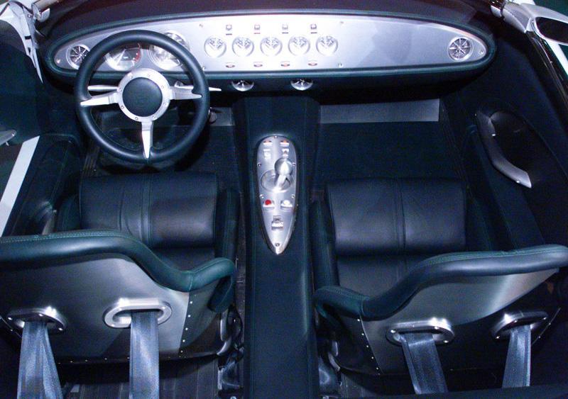 1998 Jaguar Xk180 Concept. Jaguar#39;s F-Type Concept