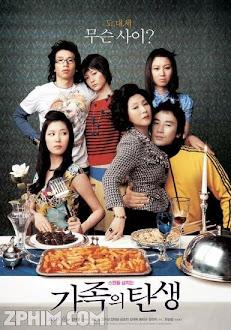 Gia Đình Rắc Rối - Family Ties (2006) Poster