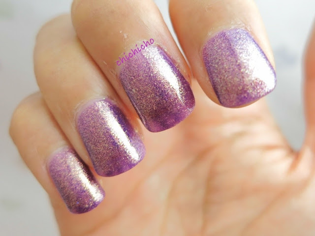 Quo Perfectly Polished Swatch