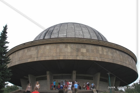 Planetarium Śląskie, Chorzów.