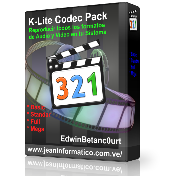 K lite codec pack 720 full 2017 windows 7 32bit mansgesmai - K lite codec media player classic ...