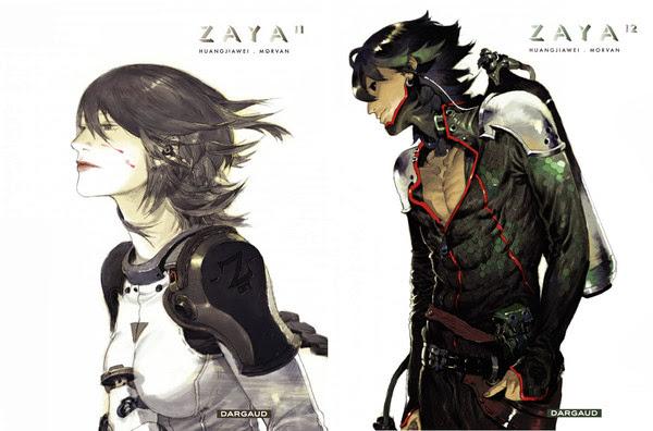 Zaya - Jean David Morvan y Huang Jia Wei [1-2][C�mic][Espa�ol]