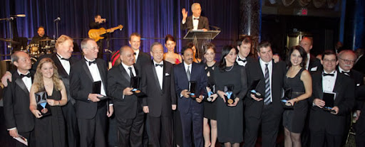 2011 Award Winners Group Photo