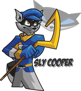 Sly Cooper - Sly Cooper poster