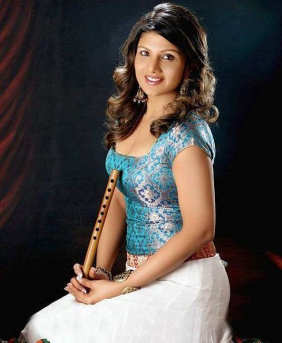 Rambha - A Hot South Indian Actress