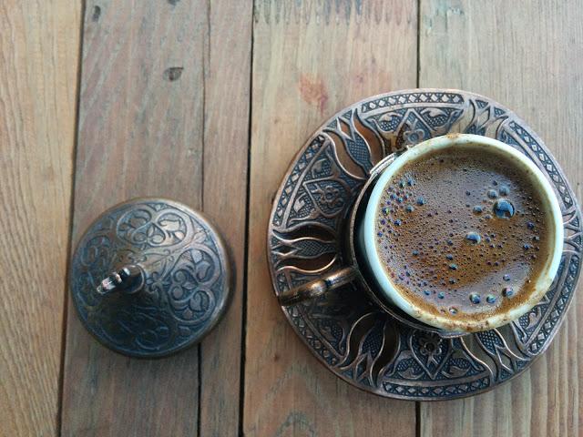 Kumda Kahve at Karahayit, Turkey