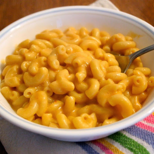 Mac & Not Cheese