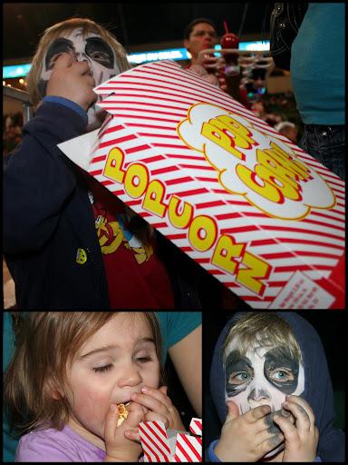 My children inherited How to Inhale Popcorn from me.