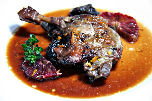 and then we eat: Braised duck legs with blood orange and ...